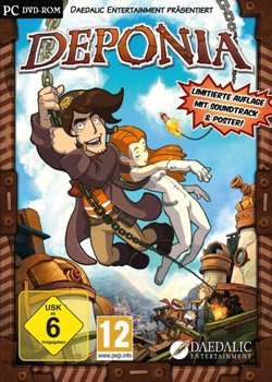 Cover: Deponia
