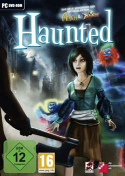Cover: Haunted