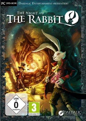Cover: The Night of the Rabbit