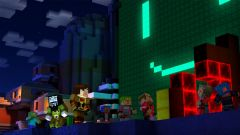 Screenshot-2-Minecraft: Story Mode