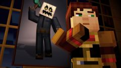 Screenshot-1-Minecraft: Story Mode