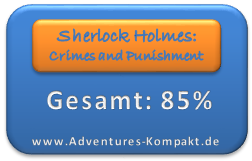 Bewertung Sherlock Holmes: Crimes & Punishment