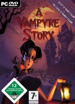 A Vampyre Story - Cover