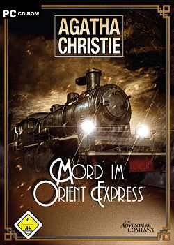 Agatha - Orient Express - Cover front