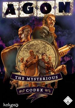 Agon Codex Cover front
