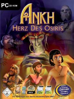 Ankh 2 - Cover front