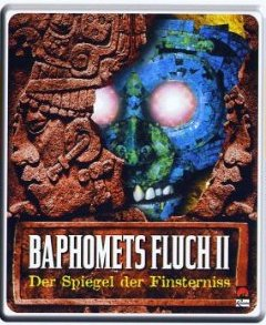 Baphomets Fluch 2 - Cover front