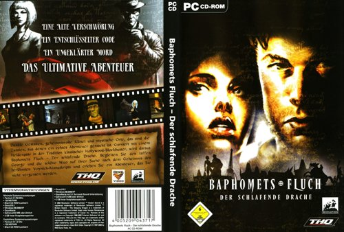 Baphomets Fluch 3 - Cover