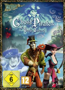 Ghost Pirates - Cover
