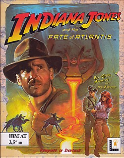 Indiana Jones 4 - Cover