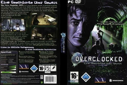 Overclocked - Cover