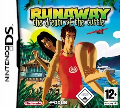 Runaway 2 DS - Cover