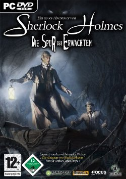 Sherlock Holmes - Spur - Cover