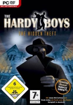 The Hardy Boys - Cover