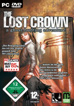 The Lost Crown Cover Front
