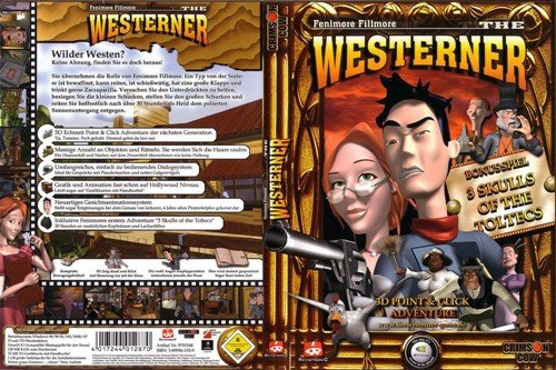 The Westerner - Cover