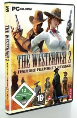 The Westerner 2 - Cover