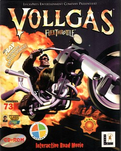 Vollgas - Cover